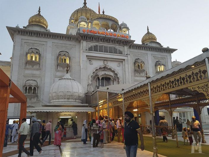 Qué ver en Delhi, India - Gurdwara Bangla Sahib