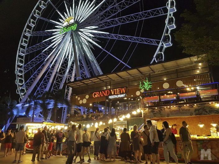 Asiatique The Riverfront Market