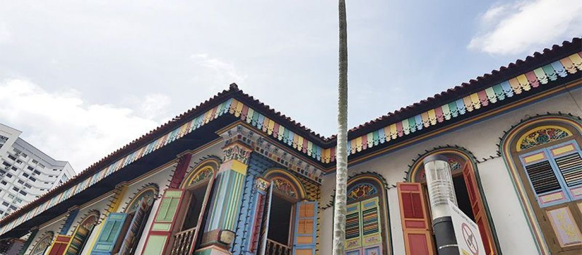 Little India, el barrio indio de Singapur